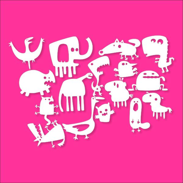 Фигурки, значки, Динозавры, динозаврики, страшилки