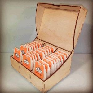 Коробка, под чай, чайные пакетики, макет, бокс, для лазерной, фрезерной резки, вектор, макет, готовый Tea box, tea bags, breadboard, boxing