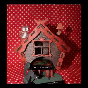 Чайный домик, сова, избушка, Tea house, owl, hut