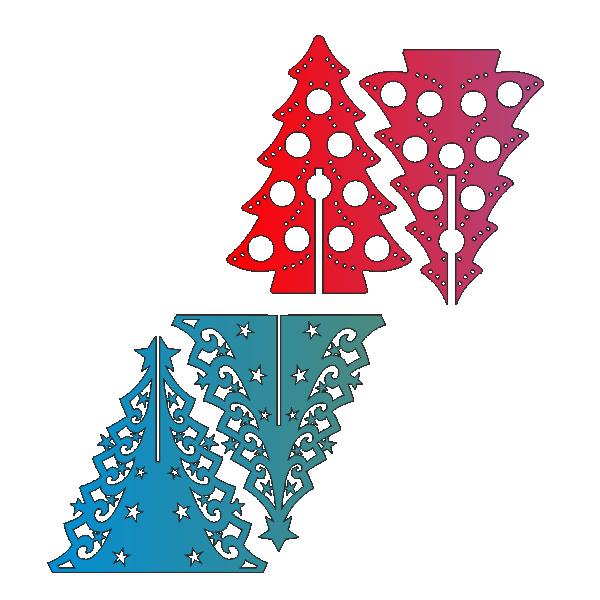 Елка, Новый год, звезда, шары, гирлянда, рождество, дерево, игрушки, олень, шишки, свечи, колокольчик