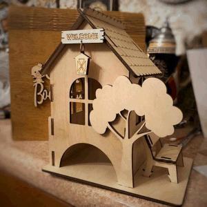 Чайный домик, добро пожаловать, коробка под чай, дерево, лавочка, Tea house, welcome, box for tea, tree, shop