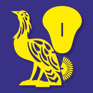 Салфетница, птица, стоика, птица счастья, павлин, жар птица