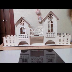 Чайный домик, Tea house, забор, fence