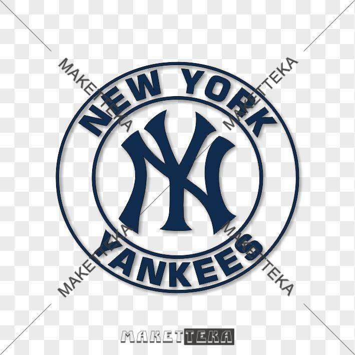 "Логотип ""New York, Yankees "" logo"