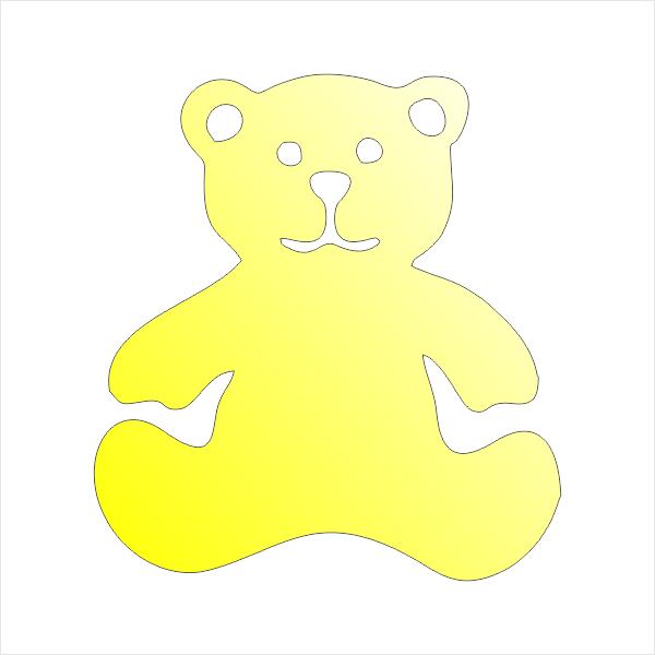 Мишка, медведь, игрушка, на ёлку, декор