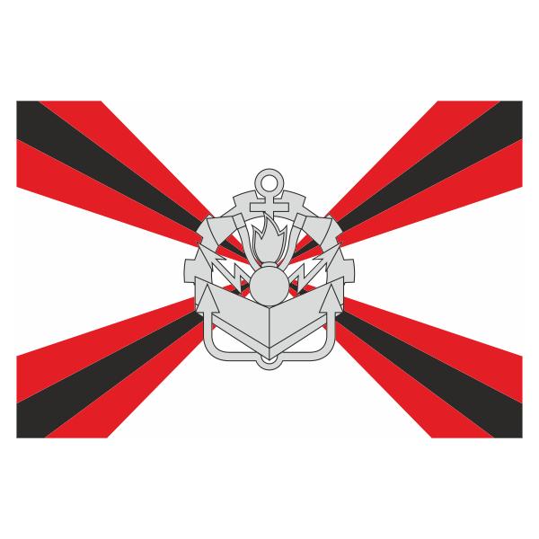 Флаг инженерных войск ВС РФ