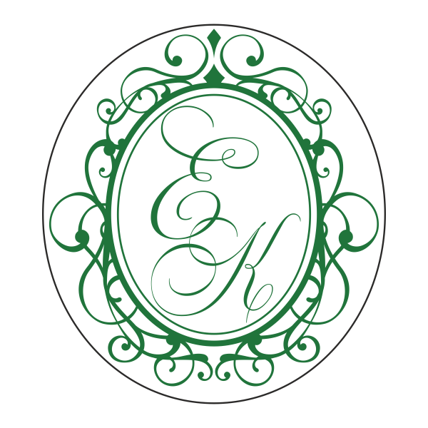 Герб гравировка лого свадьба